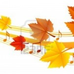 14646058-autumn-music-illustration